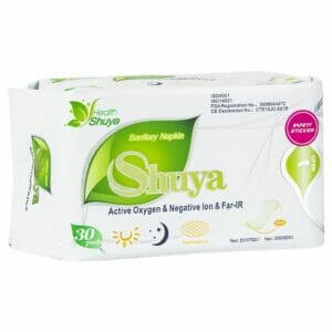 Shuya Panty Liner Pack of 30 Liners
