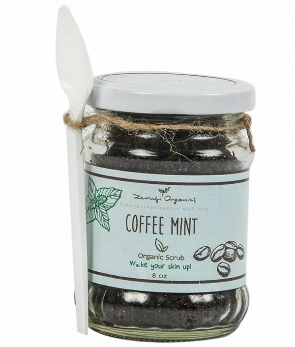 Coffee & Mint Face & Body Scrub