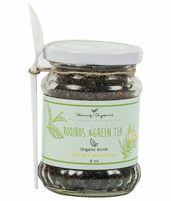Rooibos & Green Tea Body Scrub