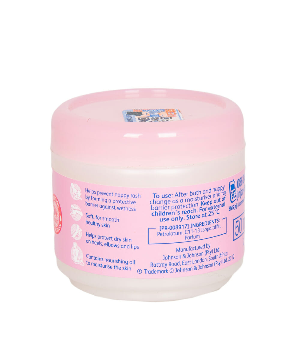 Johnson's Baby Petroleum Jelly Scented 50ml