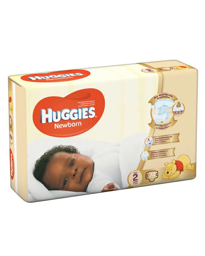 Huggies Newborn Diapers Size 2 32 Piece Kasha Kenyakasha Kenya
