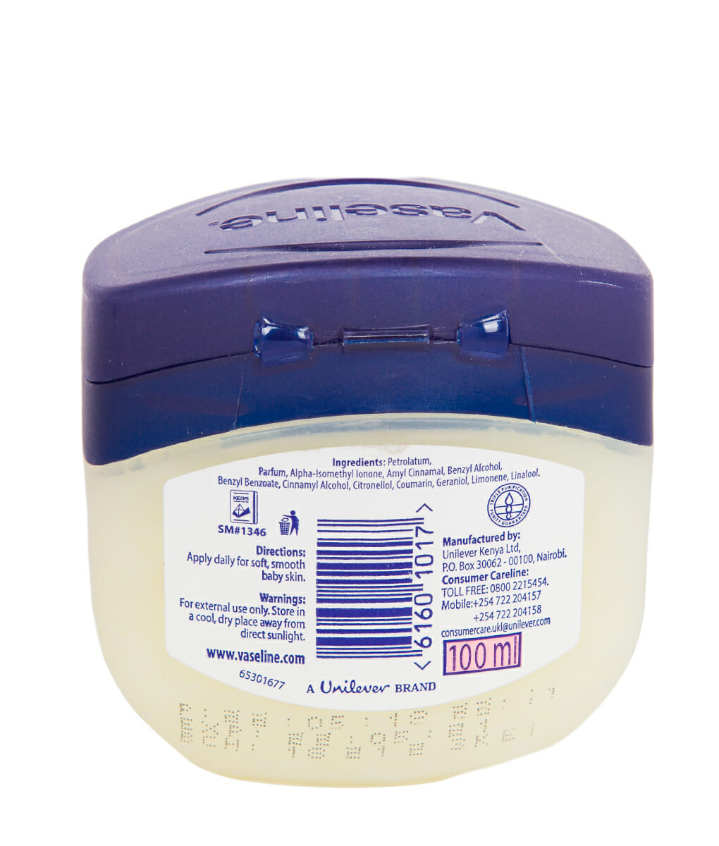 Vaseline Blue Seal Baby Soft Petroleum Jelly 100ml