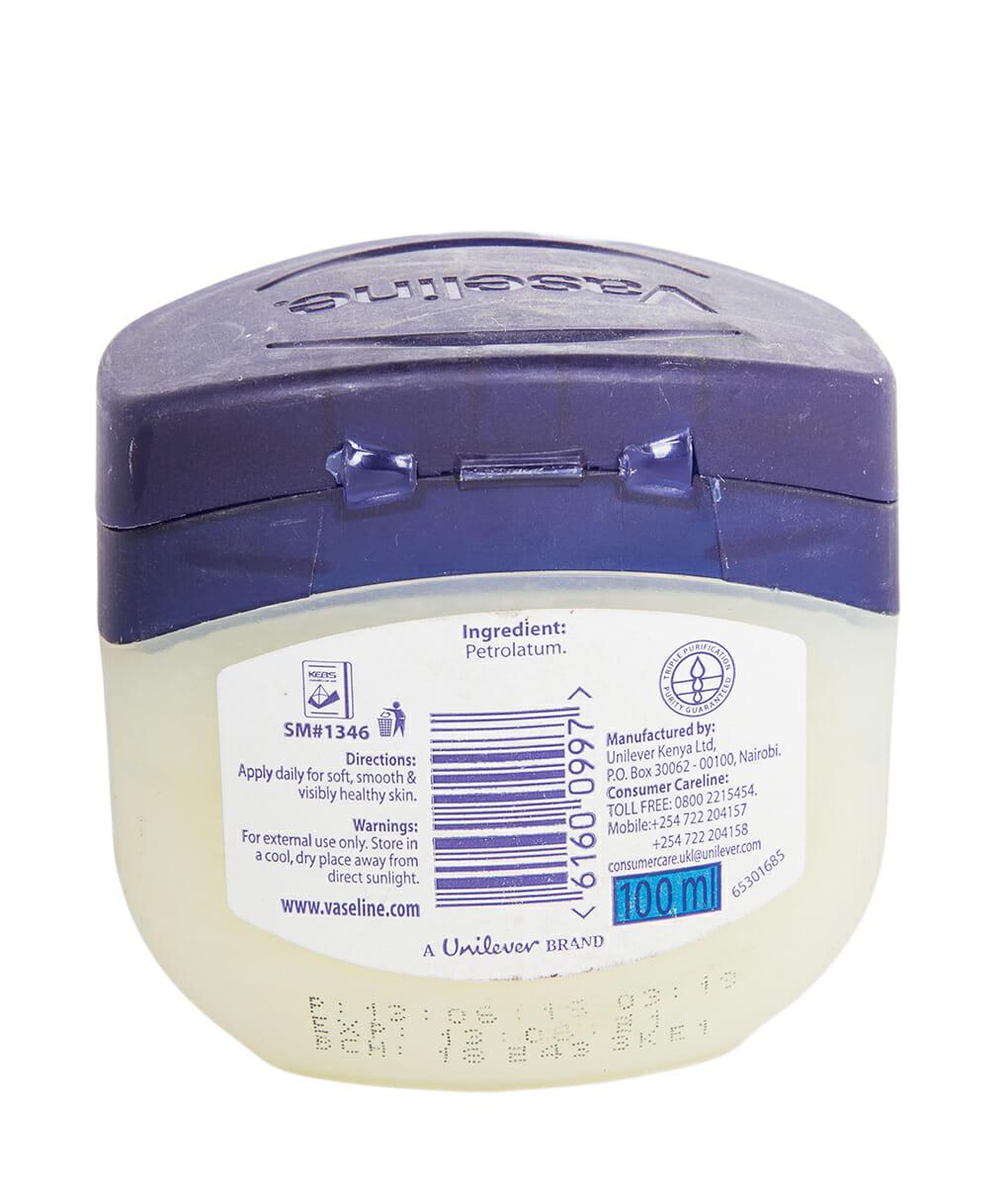 Vaseline Blue Seal Original Petroleum Jelly 100ml