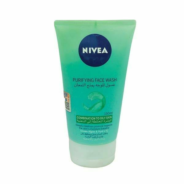 Nivea Purifying Face Wash 150ml