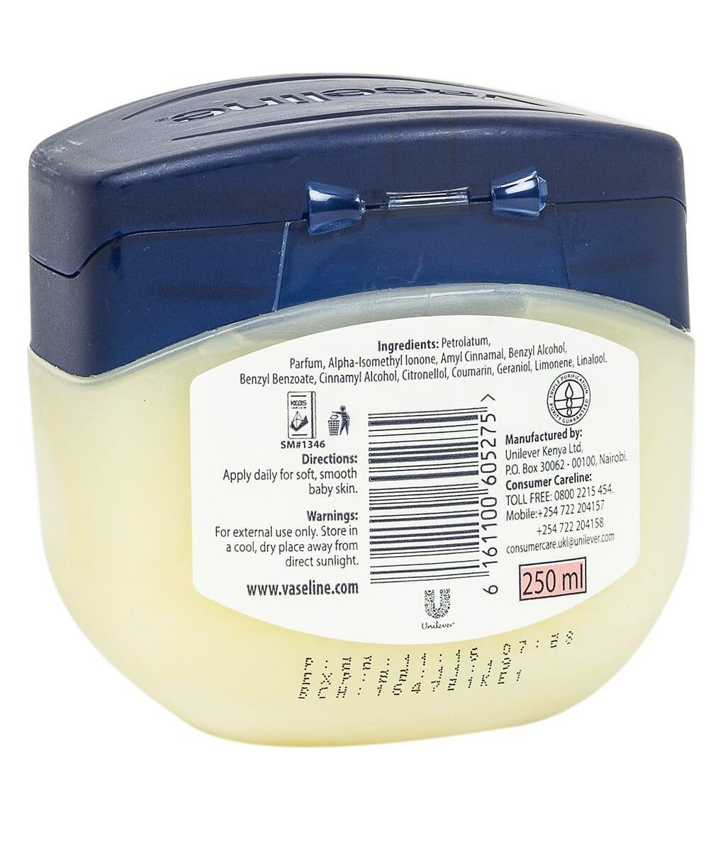 Vaseline Blueseal Gentle Protective Baby Jelly 250g