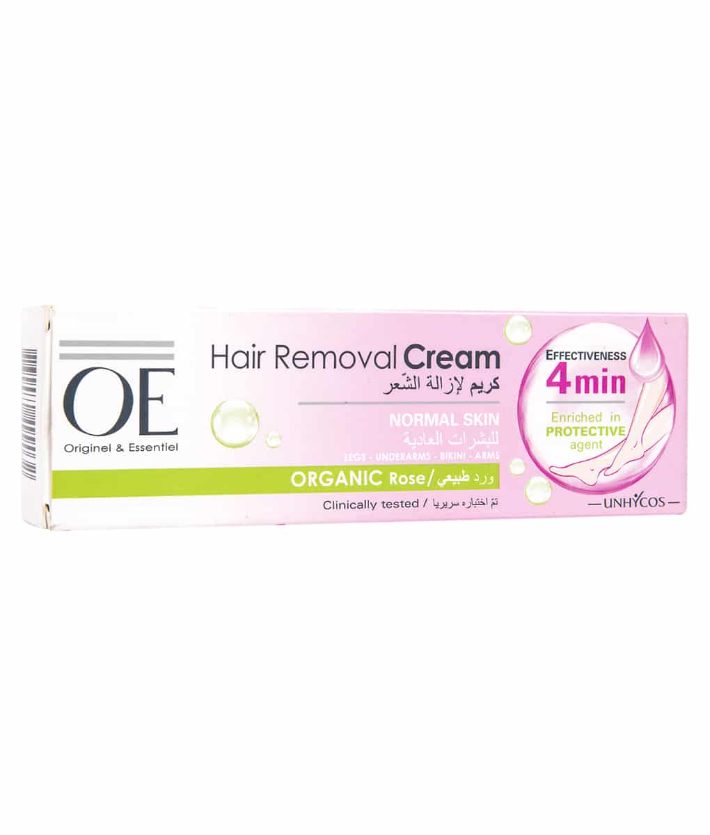 Oe Hair Removal Cream For Normal Skin Kasha