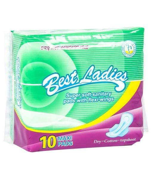 Best Ladies Maxi 10 Pads