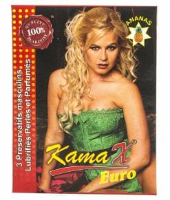 Preservatif Kama X Euro Pack of 3