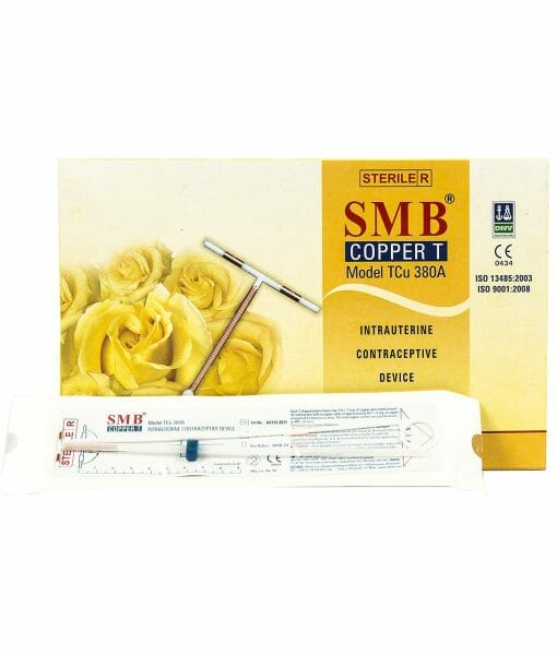 Copper Intrauterine Device (IUD) Contraceptive for 10 Years