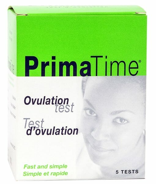 PrimaTime Ovulation Test(5 Tests)