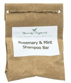 Rosemary & Mint Hair Shampoo Bar