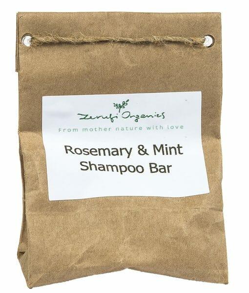Rosemary & Mint Hair Shampoo Bar