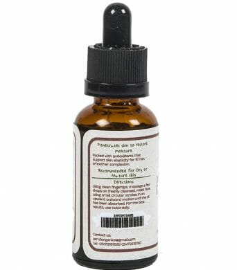 Age-Defying Face Serum