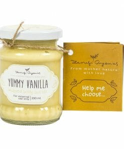 Yummy Vanilla Whipped Body Butter