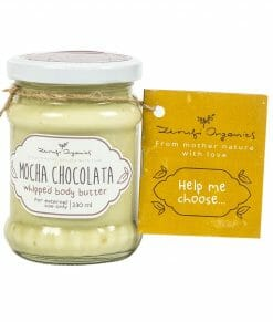 Mocha Chocolata Whipped Body Butter
