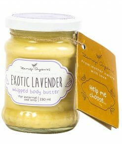 Exotic Lavender Whipped Body Butter