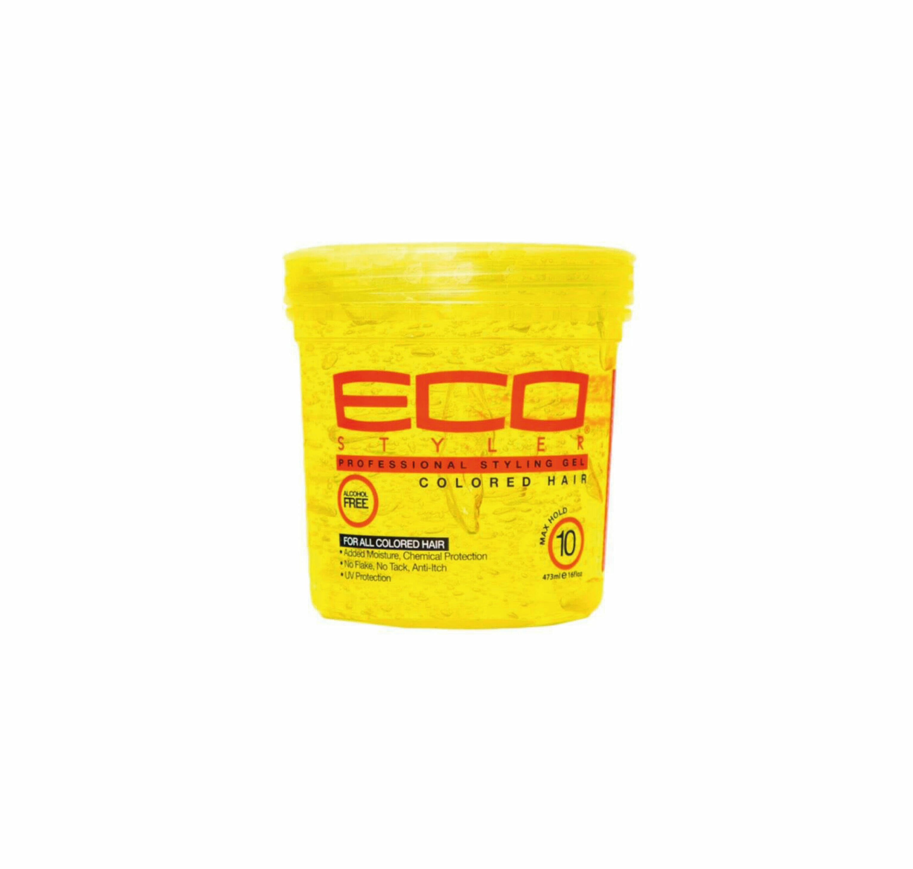 Eco Styler Professional Colored Hair Styling Gel 473ml Kasha